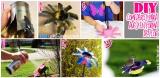 DIY: comederos para aves conlatas