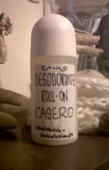 ECOLÓGICO, LIBRE DE TÓXICOS Y EFECTIVO: desodorante roll-oncasero