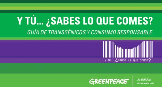 guia mexico greenpeace transgenicos